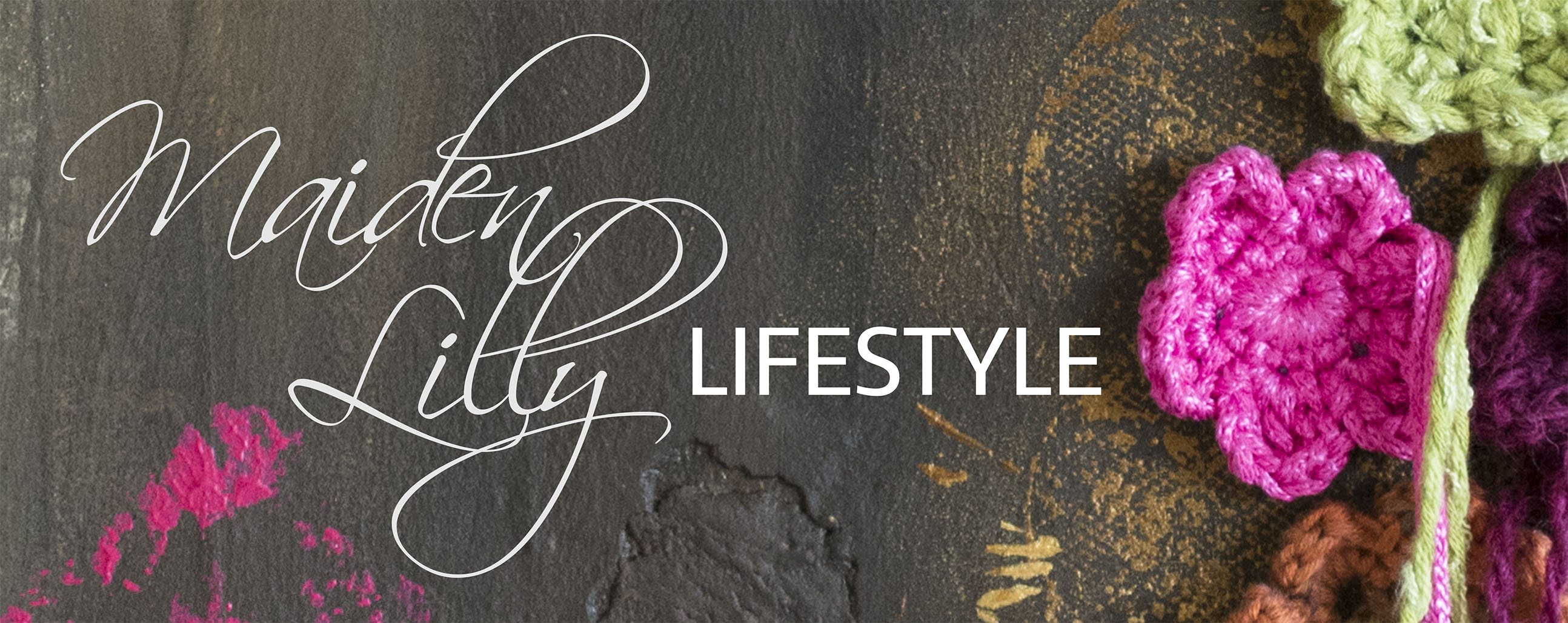 Maiden Lilly Lifestyle Logo