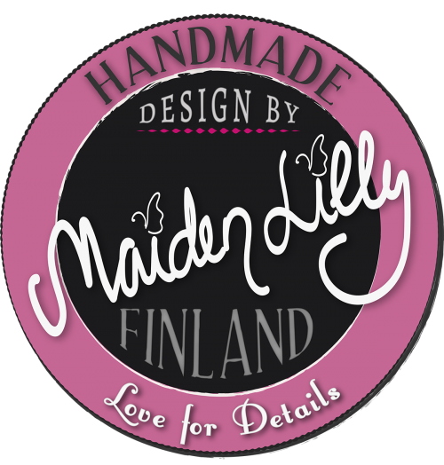 Maiden Lilly Finland Handmade Logo